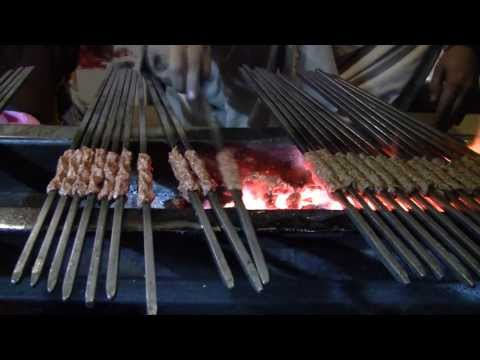 Kababs in Lahore