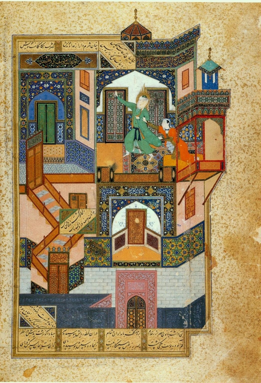 Kamal uddin Behzad Masterpiece