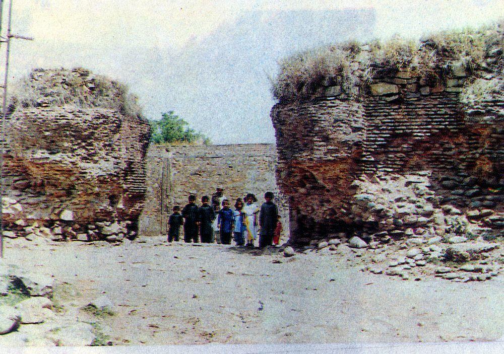 Kanishka Lahore Gate