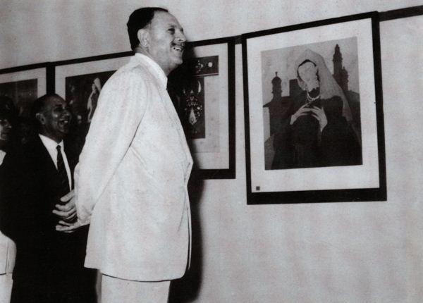 Karachi Arts Council 1959