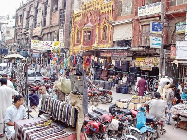 Landa Bazaar