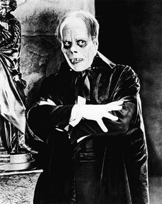 Lon Chaney the visual demon