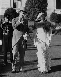 Lord Linlithgow Viceroy of India with Lady Linlithgow