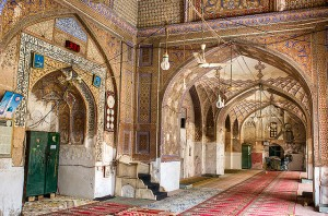 Masjid Maryiam Zamani inner