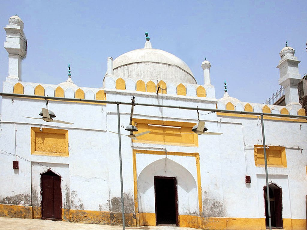 Masjid Wazeer Khan Multan