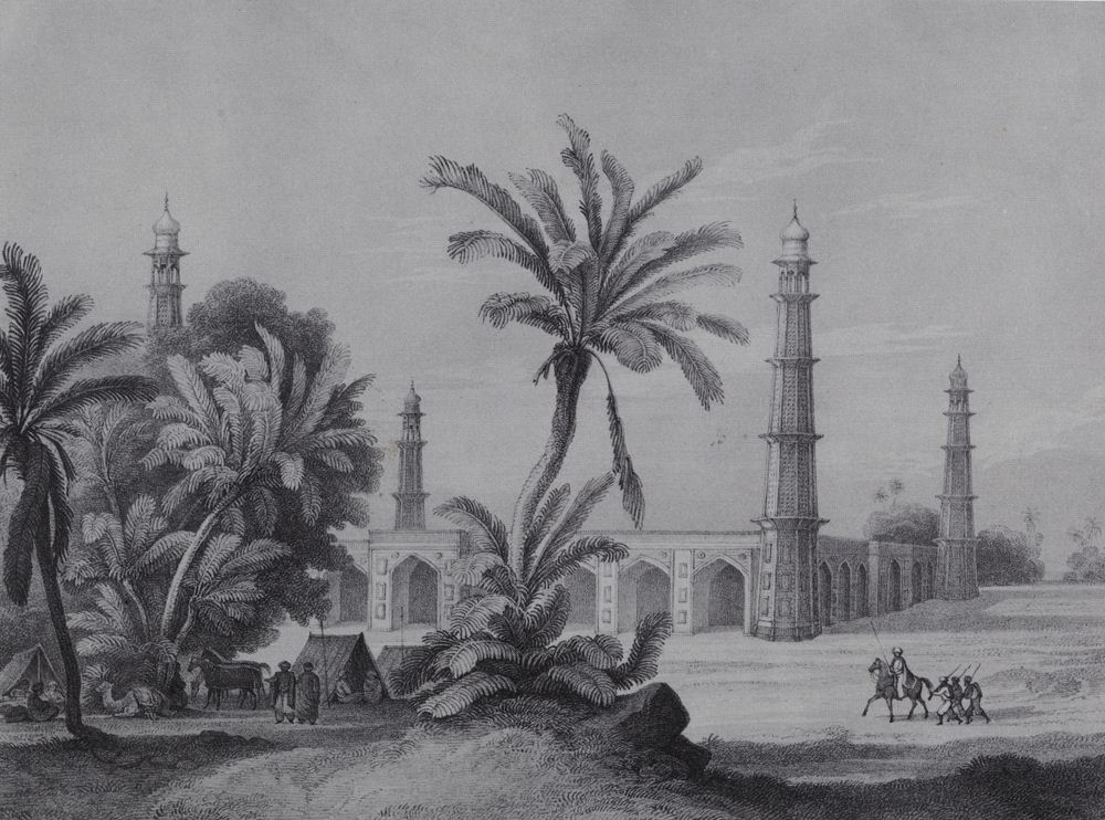 Mausoleum in 1846