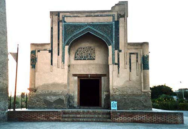 Mausoleum of Kuli Khan