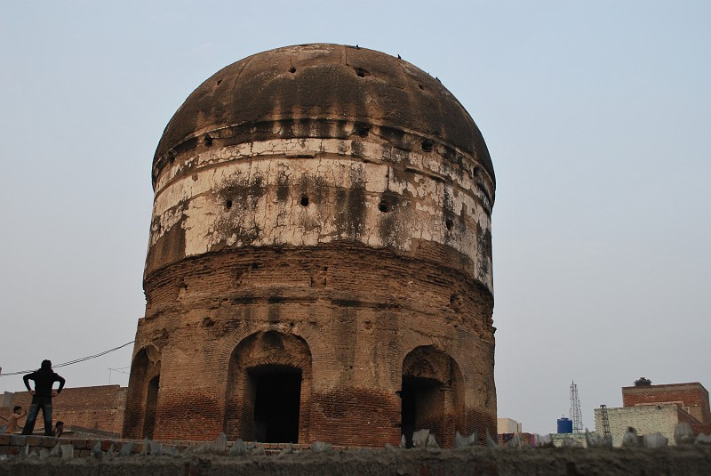 Mausoleum of Mumtaz Shikoh son of Dara Shikoh