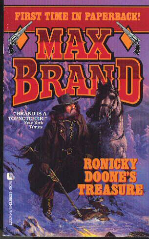 Max Brand novel fascination