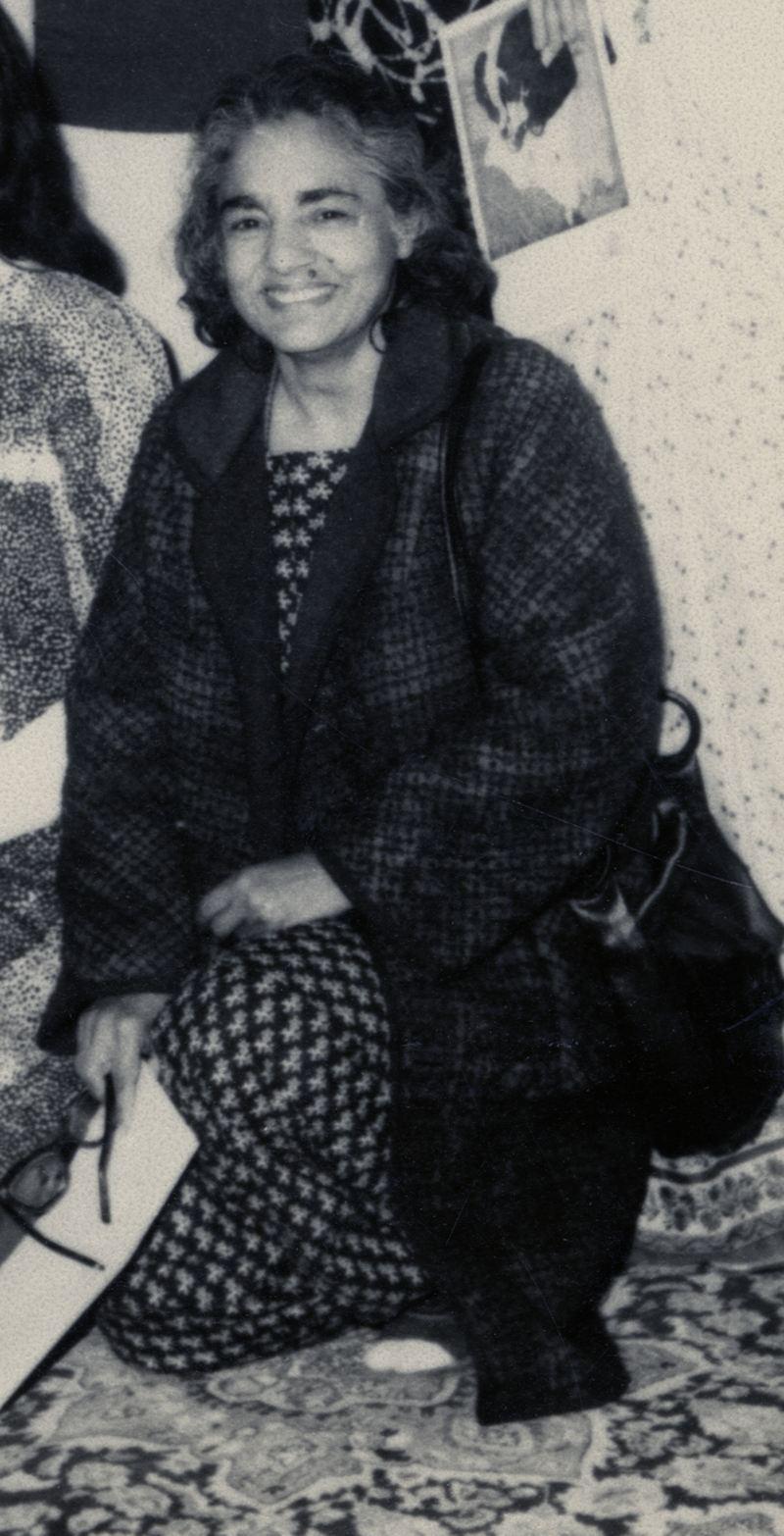 Ms Shameem Anwar