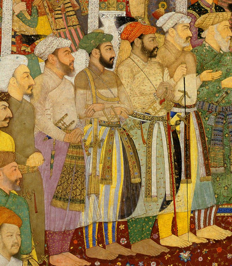 Mughal dandies