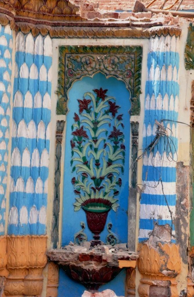 Mughal type panels