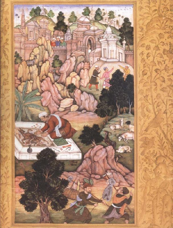 Mughals vision of Mani