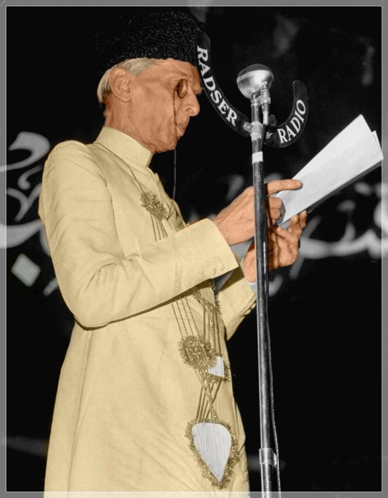 Muhammad Ali Jinnah 3