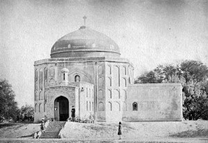 Muhammed Salih Kambo's tomb
