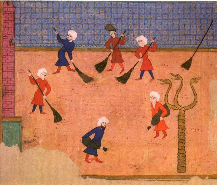 Muslim Sweepers