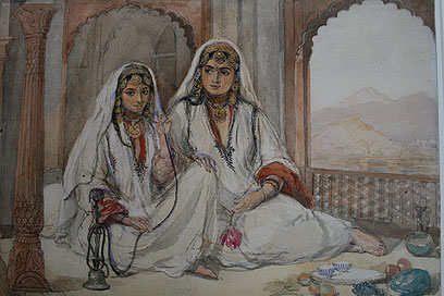 Nautch girls