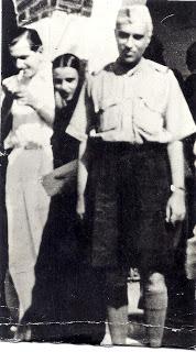 Nehru, Amrita and Victor Egan
