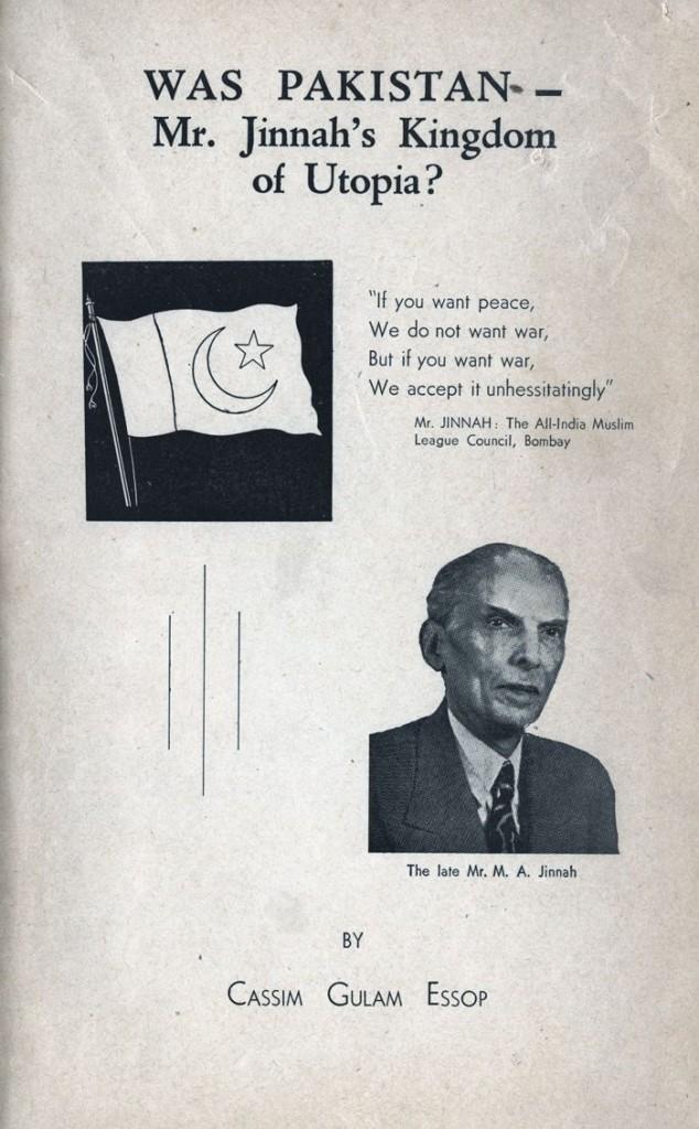 Pakistan Utopia