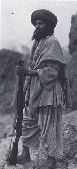 Pathan warrior