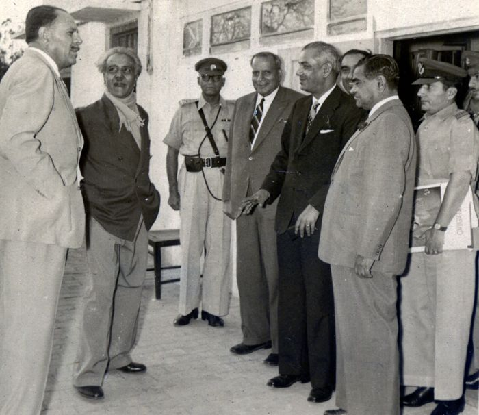 Presidential Delegation and Chughtai artit