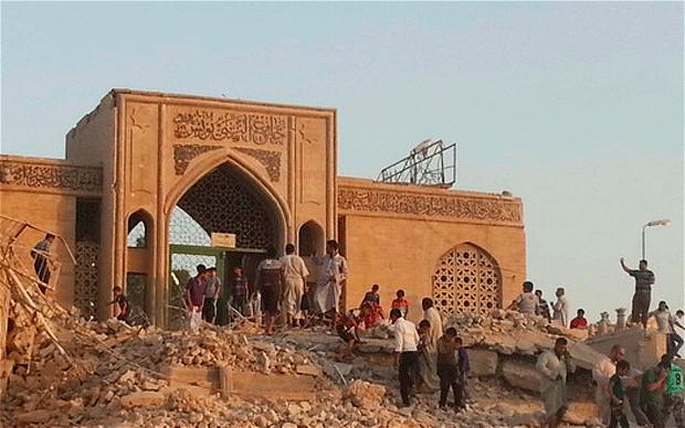 Prophet Younus tomb