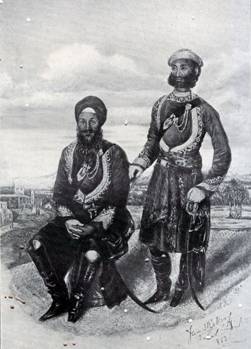 Punjab Regiment Officers