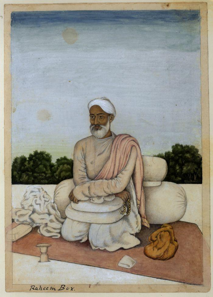Raheem Baksh Mimar