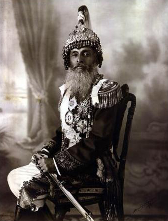 Rana Chandra Shamsheer Jang