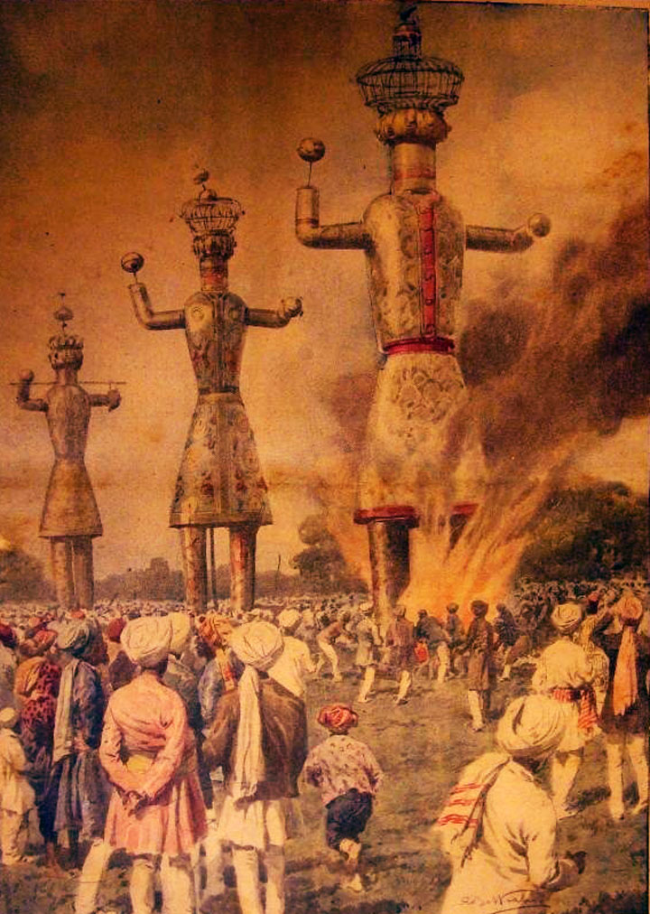 Ravan festival Lahore1923