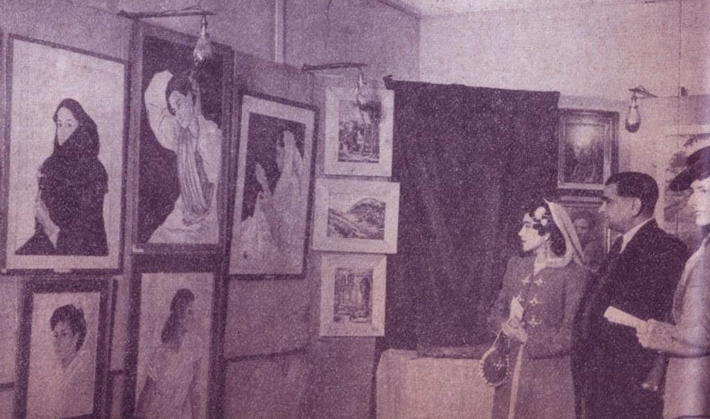 Razia Sirajuddin Show at Oxford