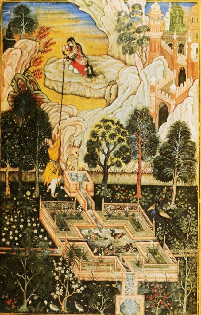 Rudabha 1580 (Modern Raphunzel)