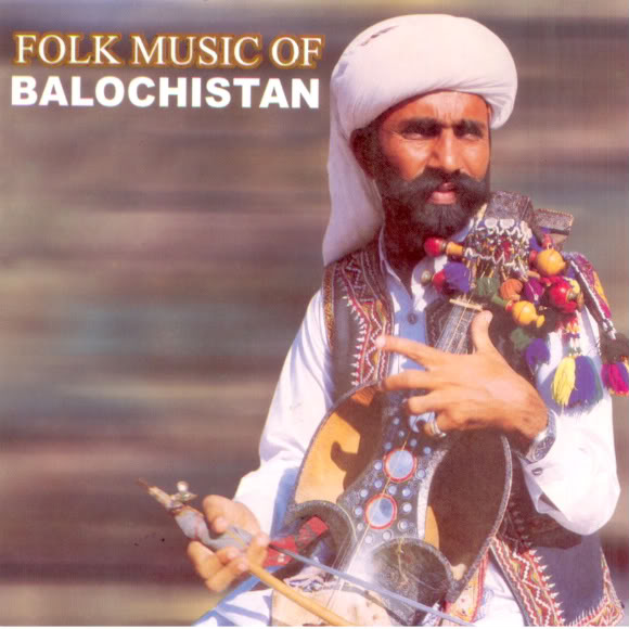 Sachu Khan with Balochi Suroz