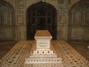 Sarcophagus Emperor Jahangeer