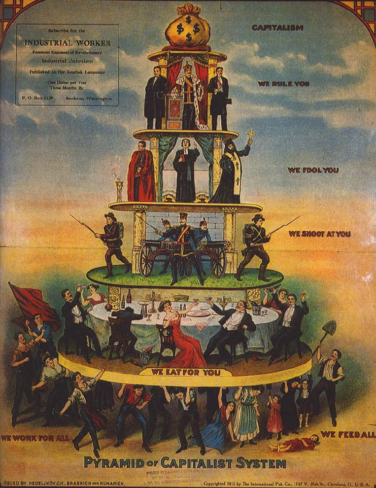 Satanic Capitalism