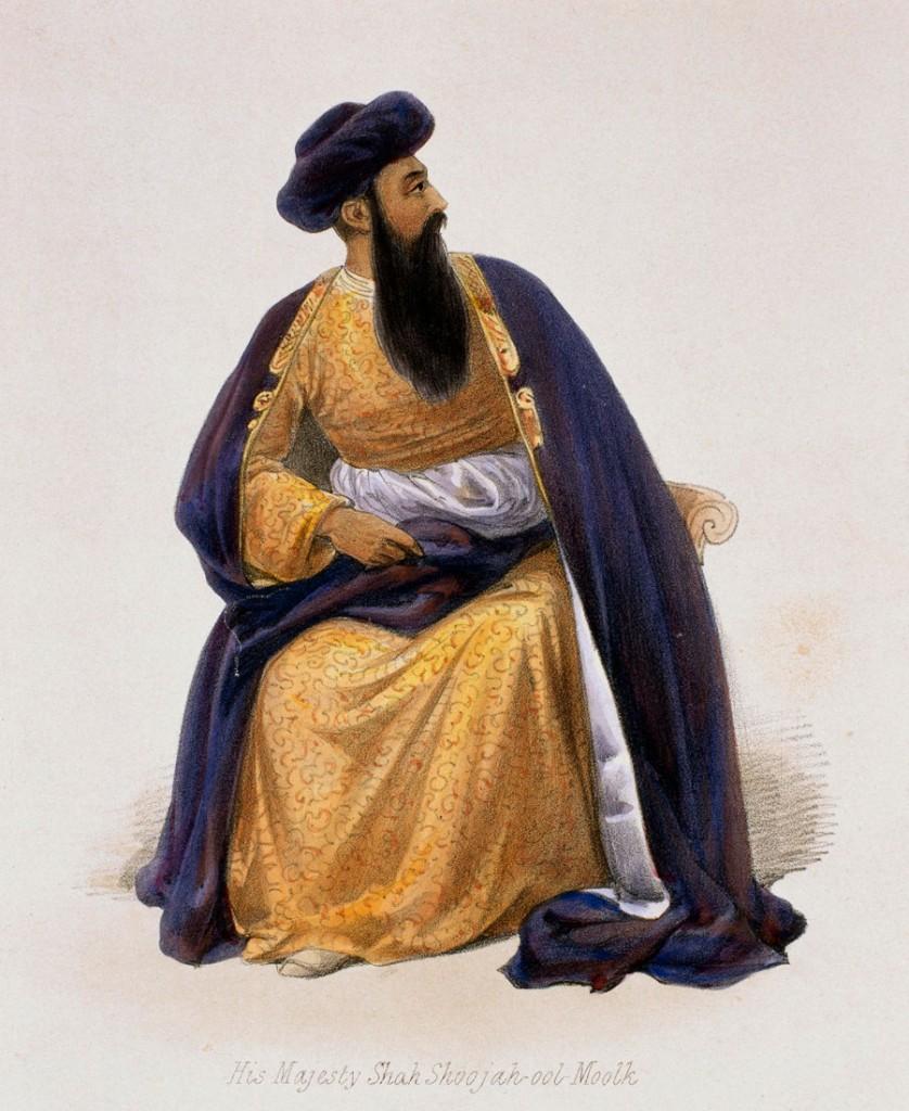 Shah Shuja