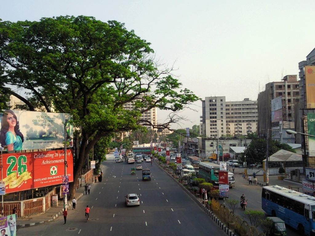 Shahbag Area