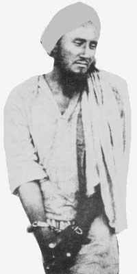 Sher Ali Afridi