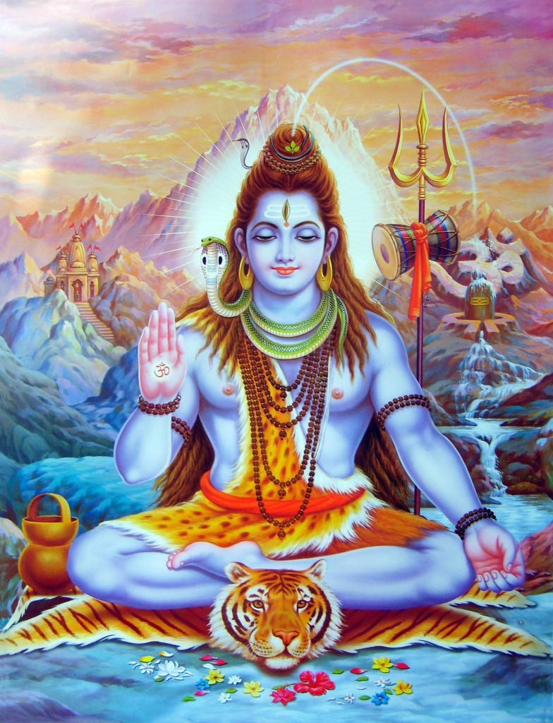Shiva the Hindu god
