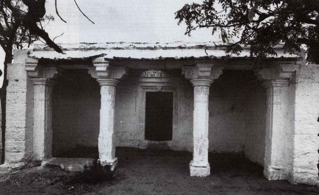 Shrine of Ibrahimn Bhadreswar  1159