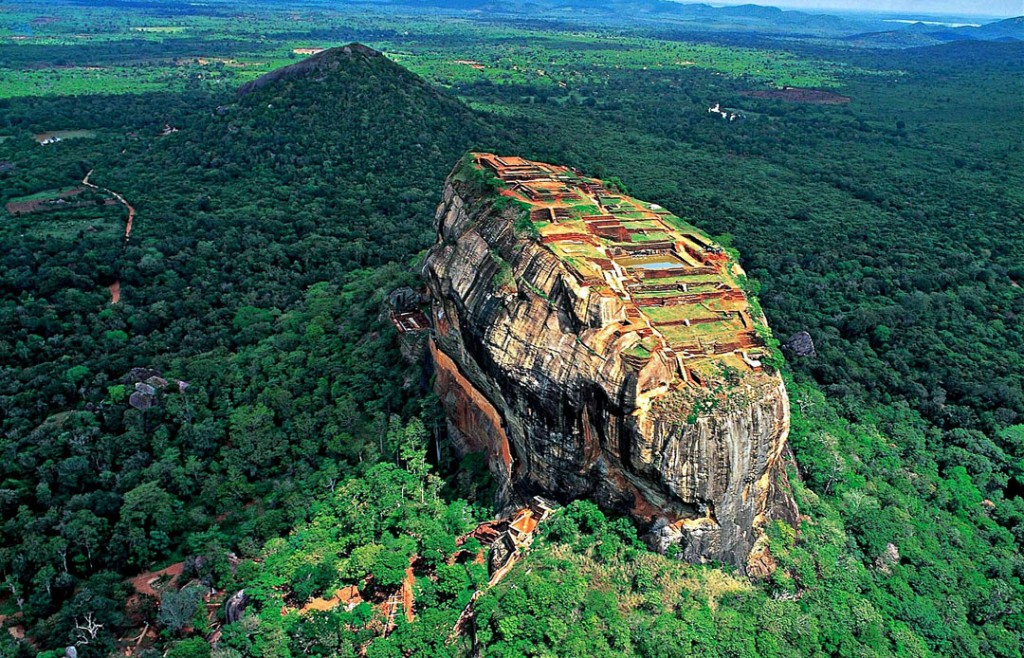 Sigriya Lion Rock