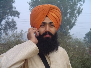 Sikh people