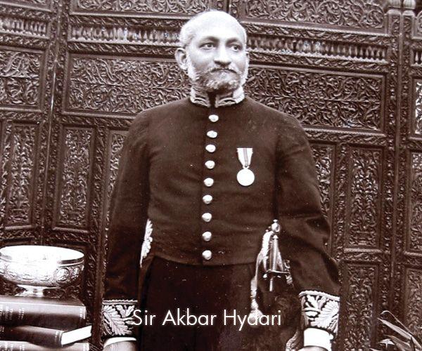 Sir Akbar Hydari Prime Minister Deccan