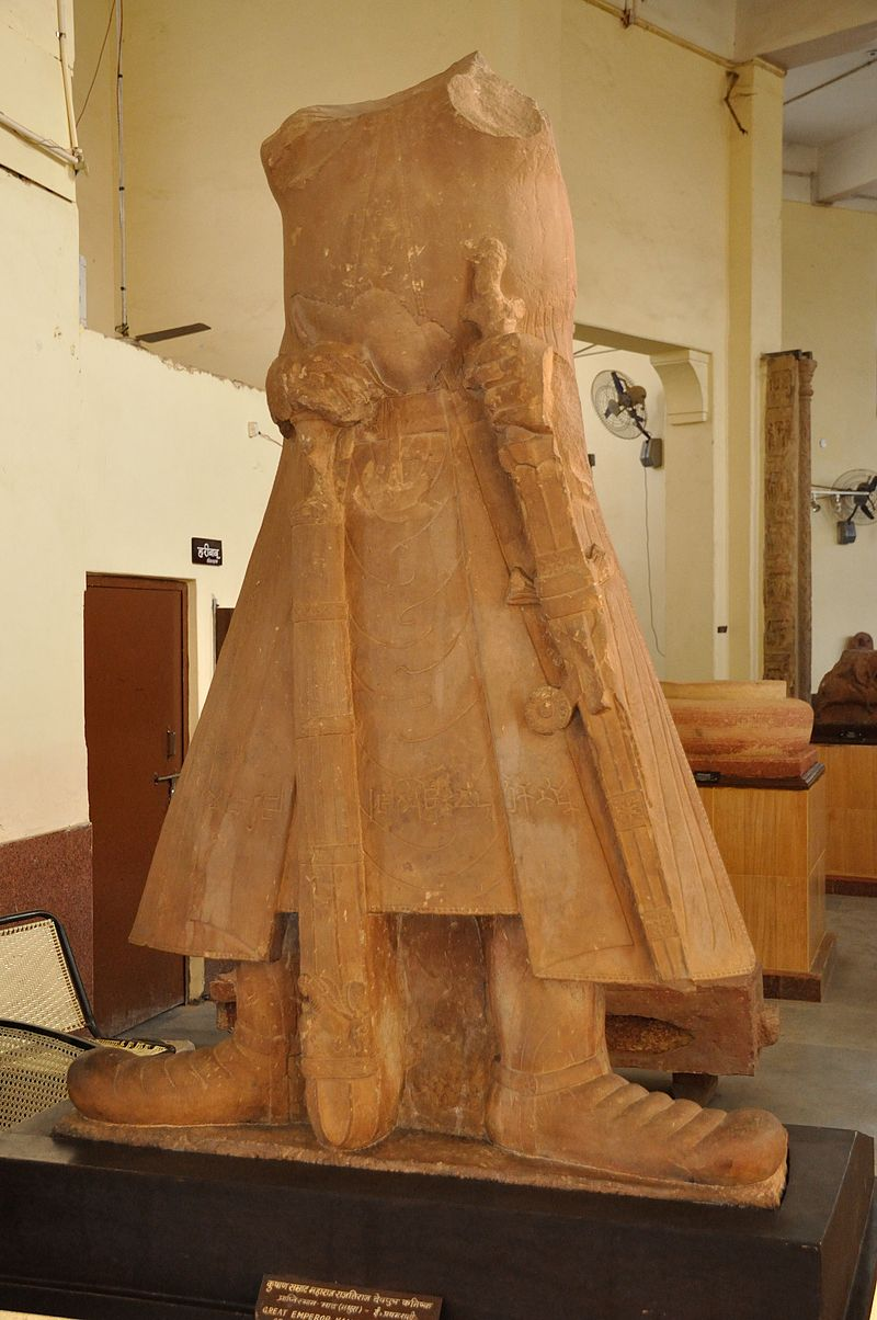 Statue of Kanishka