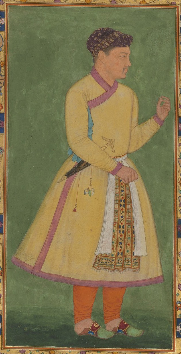The rebel General Mohabbat Khan
