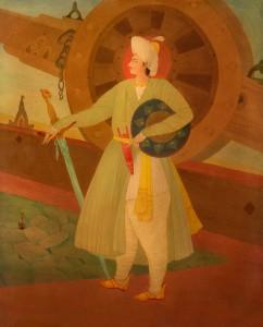 Tipu Sultan the NAIK General