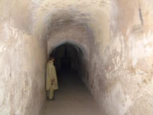 Tunnel to Nur Jahan