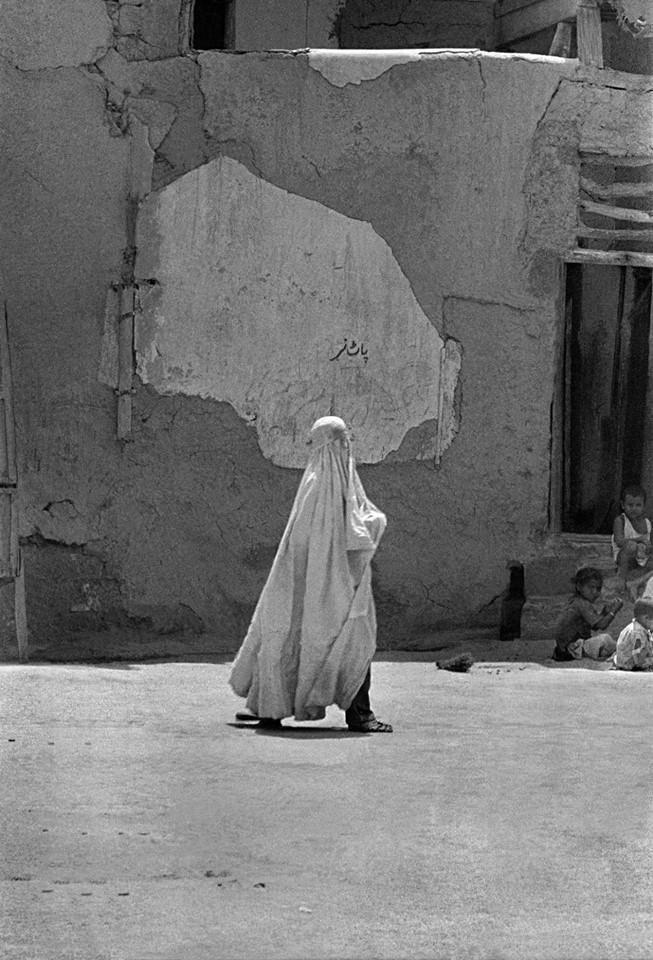 White Burqa