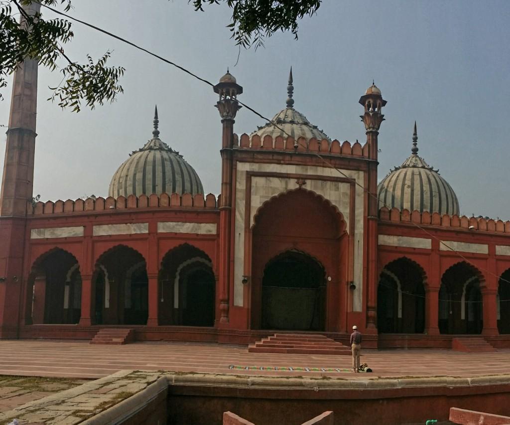 Zeenat ul Masjid Delhi