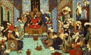 court of mahmud of gazni